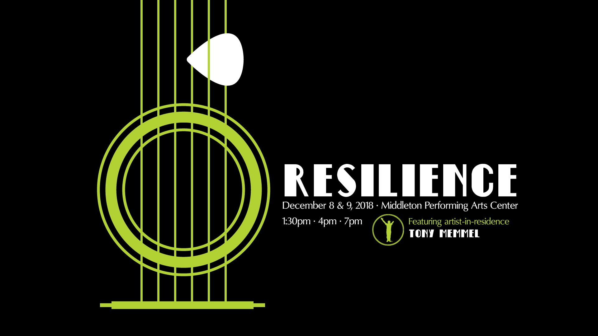 Winter Concert Series: Resilience