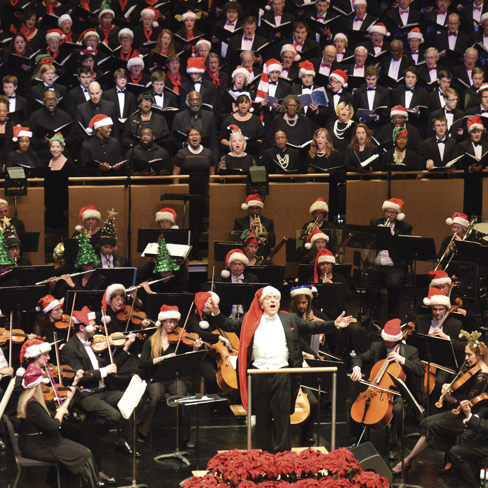 MYC at A Madison Symphony Christmas